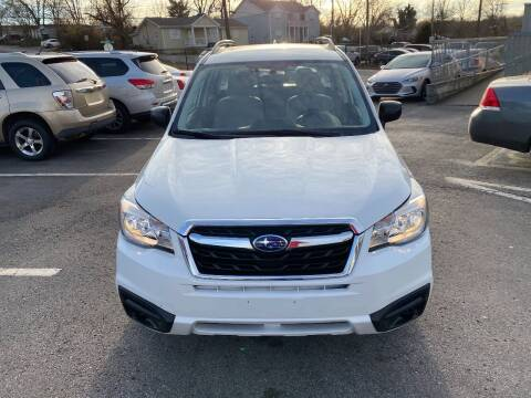 2017 Subaru Forester for sale at Mitchell Motor Company in Madison TN