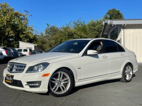 2012 Mercedes-Benz C-Class for sale at Golden Star Auto Sales in Sacramento CA