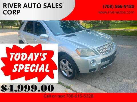2006 Mercedes-Benz M-Class for sale at RIVER AUTO SALES CORP in Maywood IL