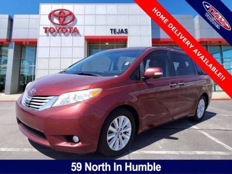 2013 Toyota Sienna for sale at TEJAS TOYOTA in Humble TX