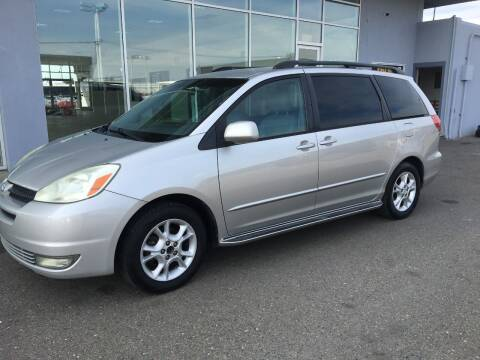 2004 Toyota Sienna for sale at Safi Auto in Sacramento CA