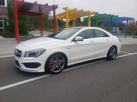 2014 Mercedes-Benz CLA for sale at Painlessautos.com in Bellevue WA