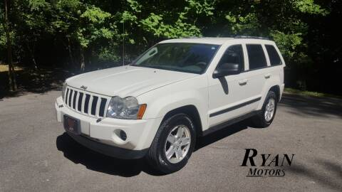 2007 Jeep Grand Cherokee for sale at Ryan Motors LLC in Warsaw IN
