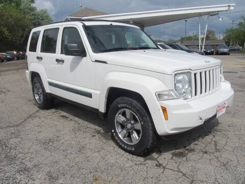2008 Jeep Liberty for sale at St. Mary Auto Sales in Hilliard OH