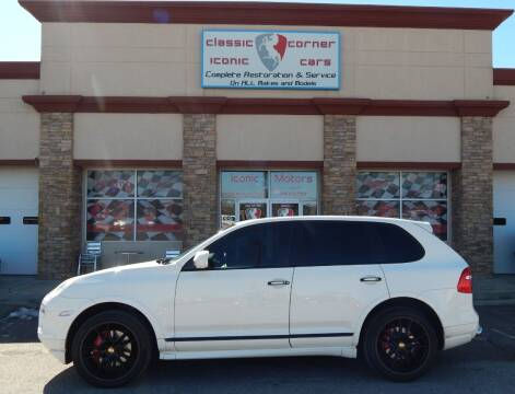 2009 Porsche Cayenne for sale at Iconic Motors of Oklahoma City, LLC in Oklahoma City OK