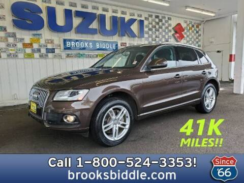 2014 Audi Q5 for sale at BROOKS BIDDLE AUTOMOTIVE in Bothell WA