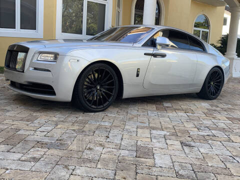 2014 Rolls-Royce Wraith for sale at Elite Auto Brokers in Oakland Park FL