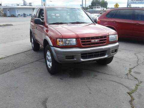 1999 Isuzu Amigo for sale at Nelsons Auto Specialists in New Bedford MA