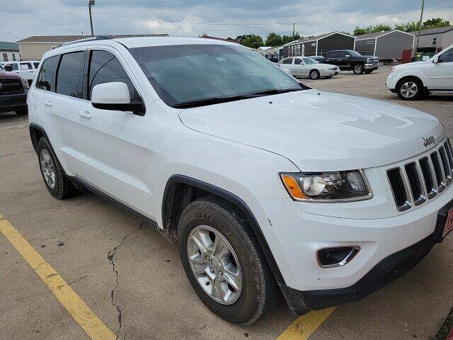 2016 Jeep Grand Cherokee for sale at FREDY KIA USED CARS in Houston TX