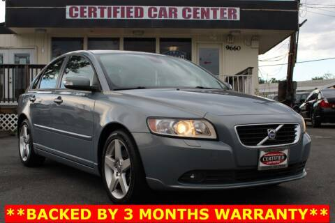 2008 Volvo S40 for sale at CERTIFIED CAR CENTER in Fairfax VA