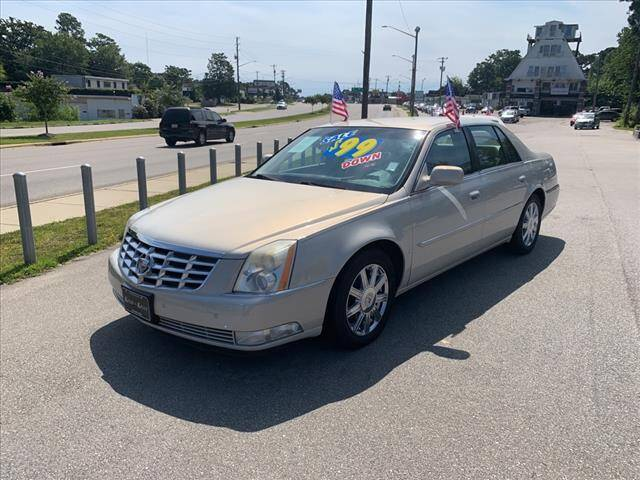 2008 Cadillac DTS for sale at Kelly & Kelly Auto Sales in Fayetteville NC