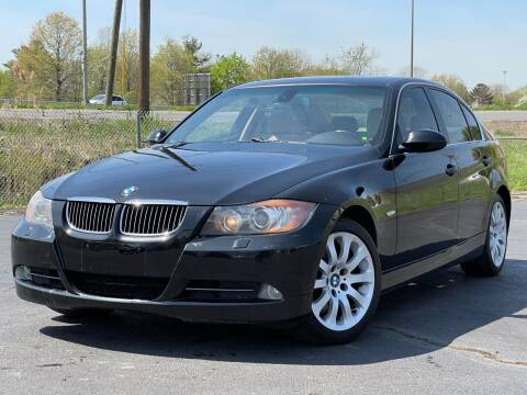 2006 BMW 3 Series for sale at MAGIC AUTO SALES in Little Ferry NJ