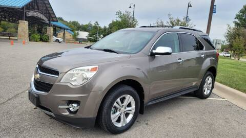 2011 Chevrolet Equinox for sale at Nationwide Auto in Merriam KS