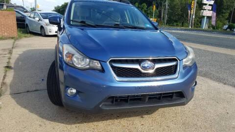 2015 Subaru XV Crosstrek for sale at PRESTIGE MOTORS in Fredericksburg VA