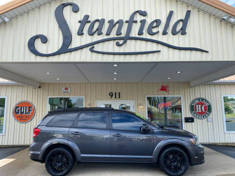 2016 Dodge Journey for sale at Stanfield Auto Sales in Greenfield IN