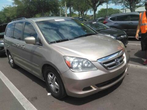 2005 Honda Odyssey for sale at Sensible Choice Auto Sales, Inc. in Longwood FL