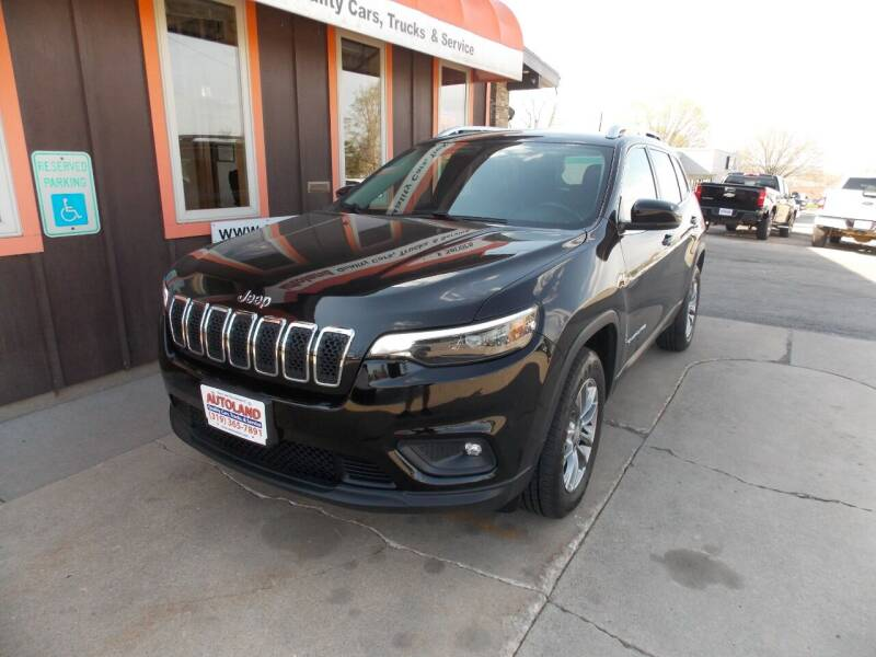 2019 Jeep Cherokee for sale at Autoland in Cedar Rapids IA