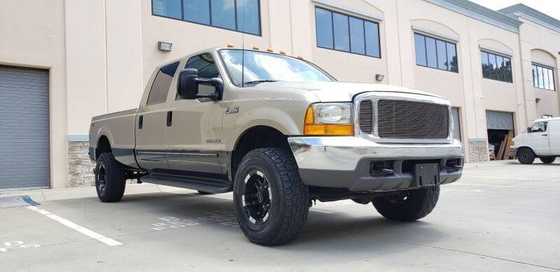 2000 Ford F-350 Super Duty for sale at Alltech Auto Sales in Covina CA
