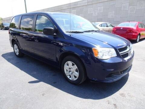 2013 Dodge Grand Caravan for sale at DONNY MILLS AUTO SALES in Largo FL