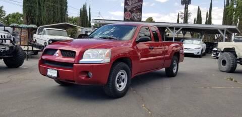 2009 Mitsubishi Raider for sale at Vehicle Liquidation in Littlerock CA