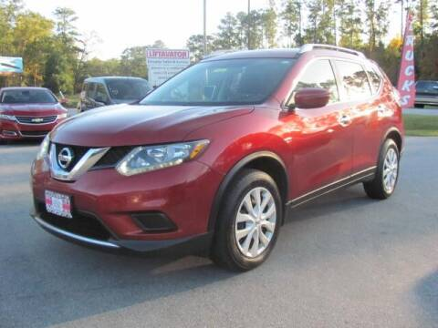 2016 Nissan Rogue for sale at Pure 1 Auto in New Bern NC