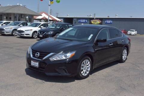 2017 Nissan Altima for sale at Choice Motors in Merced CA