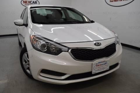 2015 Kia Forte for sale at Houston Auto Loan Center in Spring TX