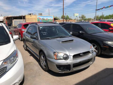 2005 Subaru Impreza for sale at Valley Auto Center in Phoenix AZ