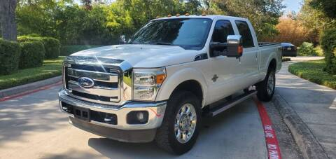 2011 Ford F-350 Super Duty for sale at Motorcars Group Management - Bud Johnson Motor Co in San Antonio TX