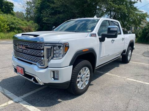 2021 GMC Sierra 2500HD for sale at Hillcrest Motors in Derry NH