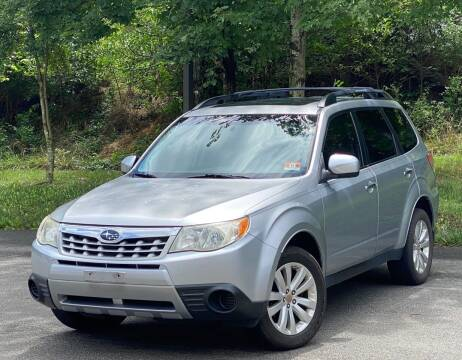 2012 Subaru Forester for sale at Diamond Automobile Exchange in Woodbridge VA