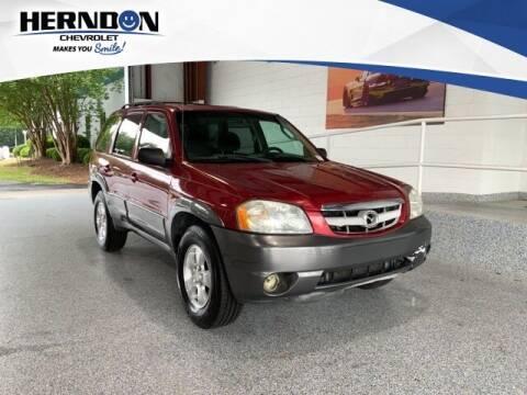 2003 Mazda Tribute for sale at Herndon Chevrolet in Lexington SC