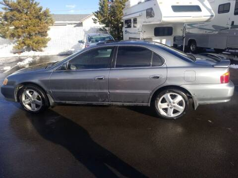 2001 Acura TL for sale at Freds Auto Sales LLC in Carson City NV
