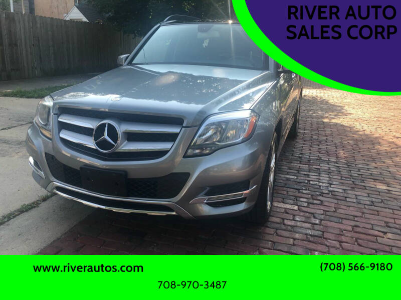 2013 Mercedes-Benz GLK for sale at RIVER AUTO SALES CORP in Maywood IL