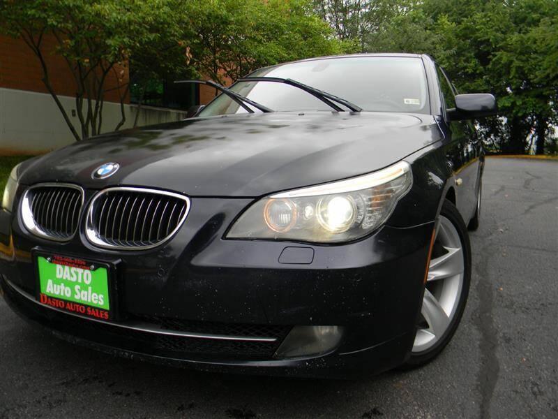 2009 BMW 5 Series for sale in Manassas, VA
