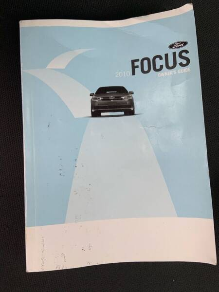 2010 Ford Focus SES 4dr Sedan - Rochelle IL