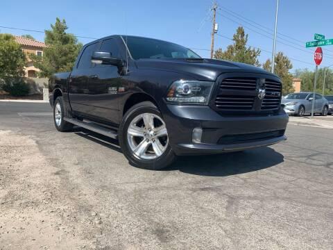 2014 RAM Ram Pickup 1500 for sale at Boktor Motors in Las Vegas NV