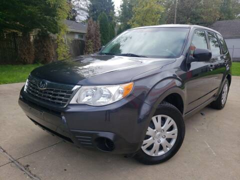2009 Subaru Forester for sale at A1 Group Inc in Portland OR