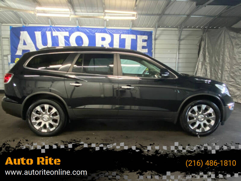 2012 Buick Enclave for sale at Auto Rite in Cleveland OH