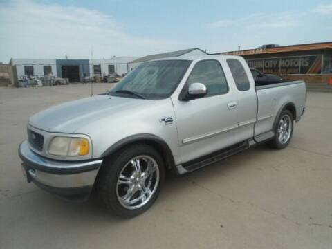 1998 Ford F-150 for sale at Twin City Motors in Scottsbluff NE