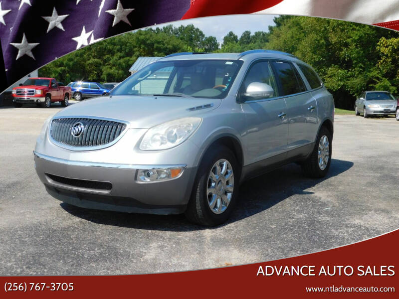 2012 Buick Enclave for sale at Advance Auto Sales in Florence AL