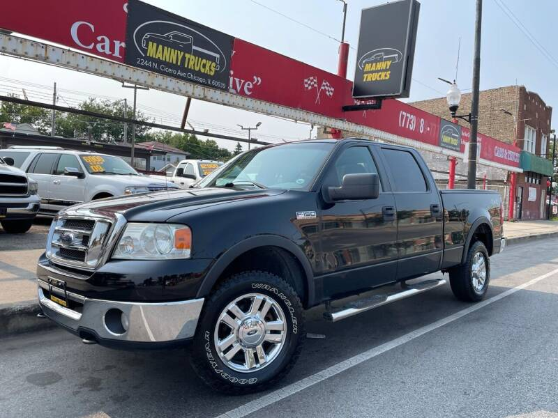 2007 Ford F-150 for sale at Manny Trucks in Chicago IL