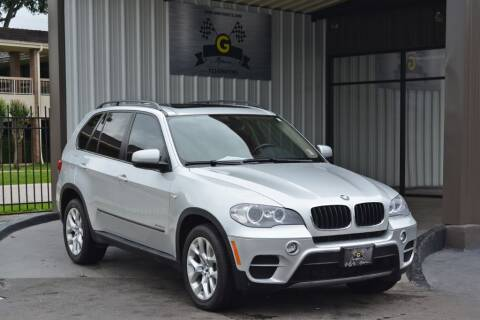 2012 BMW X5 for sale at G MOTORS in Houston TX