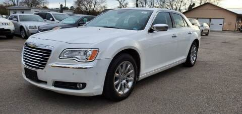 2011 Chrysler 300 for sale at AUTO NETWORK LLC in Petersburg VA