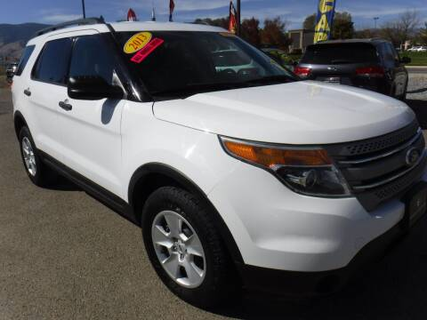 2013 Ford Explorer for sale at Budget Auto Sales in Carson City NV