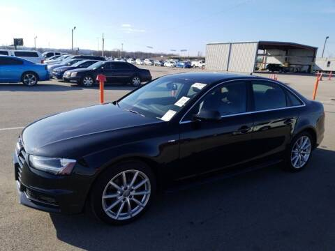 2014 Audi A4 for sale at Cj king of car loans/JJ's Best Auto Sales in Troy MI