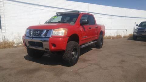 2008 Nissan Titan for sale at Advantage Motorsports Plus in Phoenix AZ