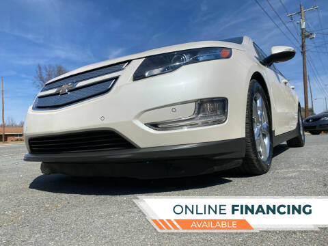 2012 Chevrolet Volt for sale at Prime One Inc in Walkertown NC