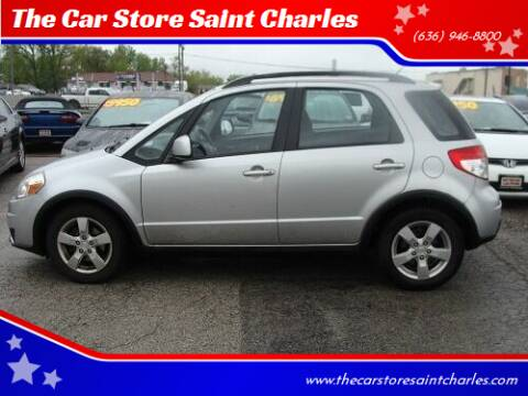 2012 Suzuki SX4 Crossover for sale at The Car Store Saint Charles in Saint Charles MO