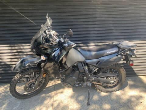 2018 Kawasaki KLR for sale at Autoforward Motors Inc in Brooklyn NY